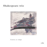 Couverture de l'album du Shakespeare Trio